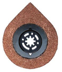 Cubikshop - Raspa A Goccia Al Carburo Di Tungsteno - Centro Depresso ECEF