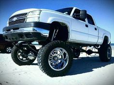#Chevy. I'd drive it