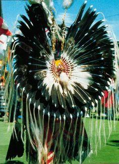 Native American Bustle