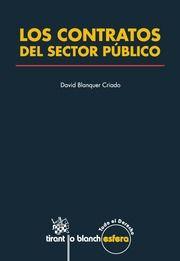 Blanquer Criado, David.  Los contratos del sector público.  Tirant lo Blanch, 2013