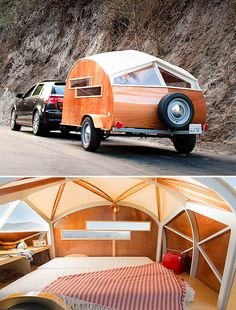 42 Trendy Ideas for mini camping trailer tear drops Todo Camping, Camping Glamping, Camping And Hiking, Camping Life, Outdoor Camping, Camping Gear, Camping Hacks, Camping Outdoors, Camping Supplies