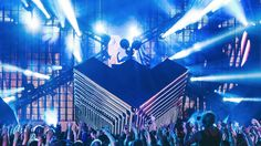 Image result for deadmau5 stage
