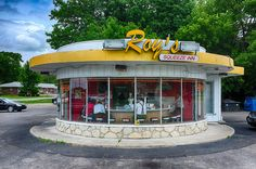 Bob's favorite burger. Roy's Squeeze Inn Ypsilanti Michigan.  Best burgers ever!