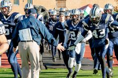 #UNH Football makes the 2013 Playoffs and opens up at home with a win against Lafayette College.