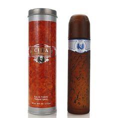 Perfume Cuba Blue EDT Unissex 100ml Cuba - Loja TopPrices aqui Você Encontra Qualidade e Preço.