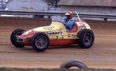 Sprint Car Racing, Dirt Track Racing, Race Cars, Vehicles, Vintage, Drag Race Cars, Off Road Racing, Car, Vintage Comics
