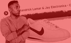 "Analyzing Kendrick Lamar's ""Nike Cortez"" Lyric"