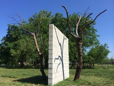 Gabriela Albergaria - Two Trees in Balance