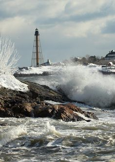 MA lighthouse. Chandler Hovey, Marblehead MA. #soMA, #soNElighthouse, #scenesofnewengland