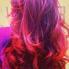 #Purple #red #ombre http://martinrodriguez.com/index.html#.UwlMWHlIi5c