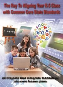 Common Core State Standards lesson book. While not specifically about writing, the lessons here are handy ways to connect writing and reading to technology.