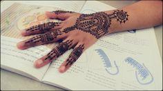 Sunday henna fun!