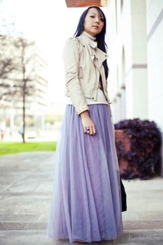 DIY Sewing : DIY In Her Stilettos DIY Tulle Tutu Skirt