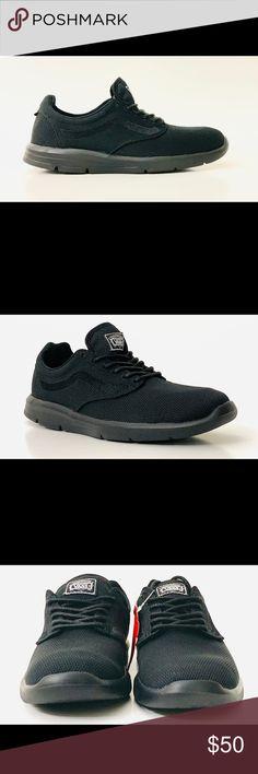 0c6ca792e7 Vans ISO 1.5 Vans Iso 1.5 Mono black 10.0 men s Brand New in box Vans Shoes