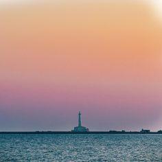 The Lighthouse Island Sant'Andrea