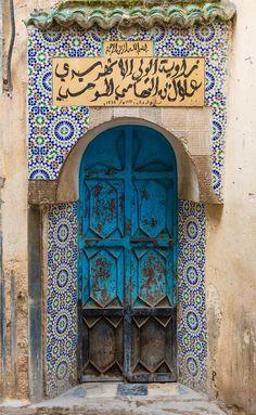 Fes, Morocco #soleilblue