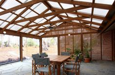 Gallery of Pergolas, Gazebos, Decks and Carports - Softwoods