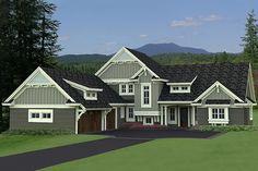 Great craftsman house plan!