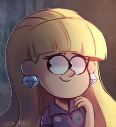 I think it's time for a lot of Gravity Falls portraits. Because the waiting is killing me..