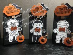 Teeny Tiny Halloween Treat Bag                                                                                                                                                                                 More