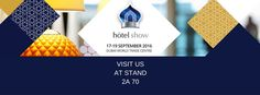 On 17th September come to visit Segis at the Dubai World Trade Center. With us hundreds of global suppliers and 1000s of key decision makers from the hotel, restaurant, cafe and foodservice industry.