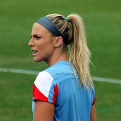 The USWNT got lucky, but they still deserved to beat Germany Julie Johnston  #JulieJohnston