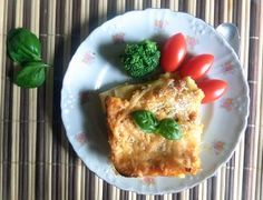 Chicken and Green Curry Lasagne