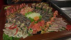 Vis plateau - Dutch fish tray