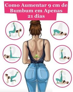 Do each butt exercise for a minute and repeat the entire workout 3 times. Your b… Do each butt exercise for a minute and repeat the entire workout 3 times. Your b… – Do each butt exercise for a minute and repeat the entire workout 3 times. Fitness Workouts, Fitness Herausforderungen, Fitness Motivation, Sport Fitness, At Home Workouts, Health Fitness, Butt Workouts, Workout Bodyweight, Sport Motivation
