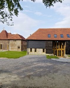 Red Tiles, Tile Projects, Clay Tiles, Handmade Tiles, East Sussex, Stables, Cladding, Barns, Authenticity