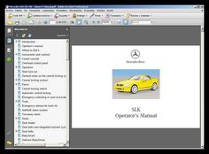 Mercedes slk r170 service manual #3