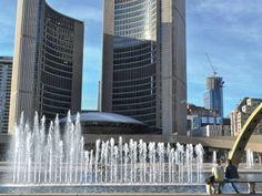 City of Toronto Toronto Island, Cn Tower, Ontario, Skyscraper, Canada, Display, City, Skyscrapers, Billboard