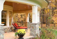 Porch Ideas. Beautiful Porch Ideas. #Porch