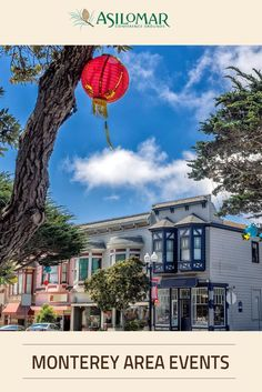 Check out our online events calendar! The Monterey Peninsula is bustling year-round with cultural events, art festivals, and activities - including farmers' markets, theater, and live music.