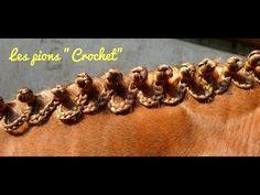 Pionter la criniére : Style ''Crochet''✂️