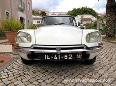 """#Citroen ID 20, """"Boca de Sapo"""", de 1969"""