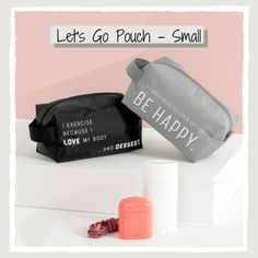 Great for bathroom and beauty storage or on its own for lip glosses, phone chargers, face masks, or any other small accessories that need a home. Available for a limited time at Shop.BagItUpLisa.com. #BagItUpLisa #ThirtyOneGifts #LetsGoPouch #31Bags Thirty One Catalog, Thirty One Bags, Thirty One Gifts, You Can Be Anything, Let It Be, The Glow Up, Phone Chargers, 31 Gifts, Love My Body