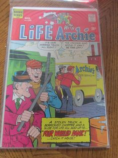 Life with Archie Comic book Archie Series 16127 Mar. Archie Comic Books, Archie Comics, Jughead Comics, Plastic Storage Tubs, Author, Life, Etsy, Writers