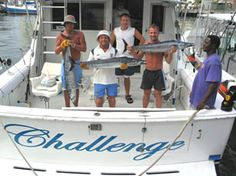 Never caught a fish?  Book a day out on a deep-sea fishing boat and catch your own dinner!  Experienced crews will take you out on the open sea and show you the ropes. www.dalmeranproperty.com