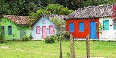 Quadrado - Trancoso - Bahia - Brasil!