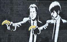 Street Art; Banksy