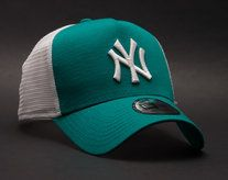 eaa9e074d45 Koupit Kšiltovka New Era Essential New York Yankees 9FORTY TRUCKER  Northwest Green Snapback New York Yankees