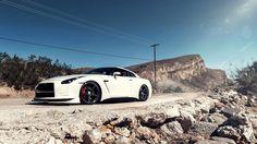 Nissan Skyline R35 GTR HD Wallpapers 1080p Cars