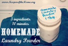 homemade laundry powder pic with text