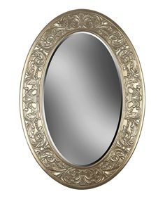 Champagne Gold Wall Mirror by Kenroy #zulily #zulilyfinds
