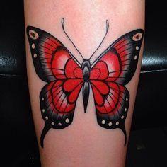 Http://Tattoomagz.Com/Red-Butterflies-Tattoos/ girly tattoos Red Tattoos, Girly Tattoos, Cover Up Tattoos, Arrow Tattoos, Tattoos For Guys, Tattoos For Women, Cool Tattoos, Tatoos, Butterfly Tattoo Cover Up