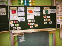 Monopoly, Microsoft, Montessori, Geometry
