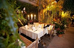 Giardino Verde in Uitikon/Waldegg ~ Zurich. The most beautiful Nursery and Event Location.