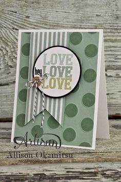 stampin up 2015 mint macaroon - Google Search