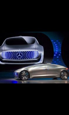 Mercedes Benz Futurista